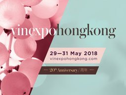 Al Vinexpo di Hong Kong