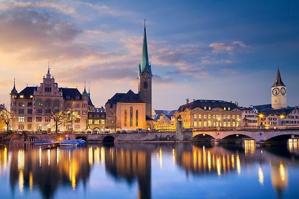 """A Zurigo con il """"Tre Bicchieri® World Tour"""" del Gambero Rosso!"""