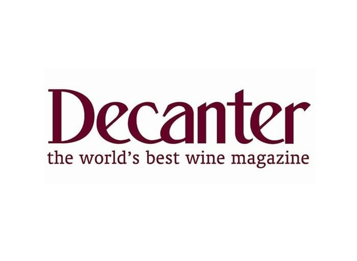 DECANTER'S VALUATION